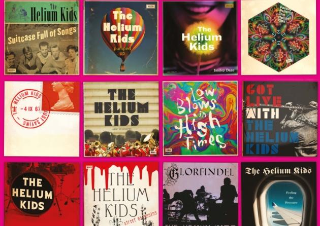 Helium kids albums